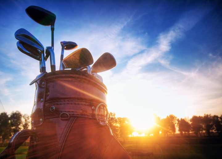 Rent Golf Clubs